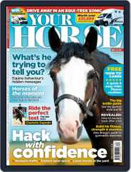 Your Horse (Digital) Subscription October 1st, 2017 Issue
