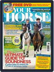 Your Horse (Digital) Subscription June 1st, 2017 Issue