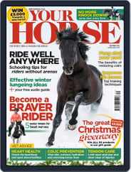 Your Horse (Digital) Subscription December 1st, 2016 Issue