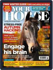 Your Horse (Digital) Subscription November 1st, 2016 Issue