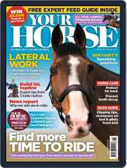 Your Horse (Digital) Subscription October 1st, 2016 Issue