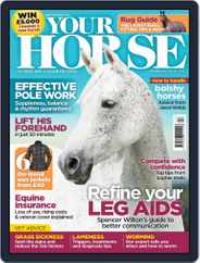 Your Horse (Digital) Subscription September 1st, 2016 Issue