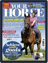 Your Horse (Digital) Subscription March 10th, 2016 Issue