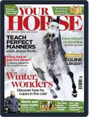 Your Horse (Digital) Subscription November 19th, 2015 Issue