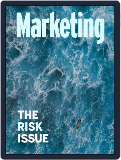 Marketing (Digital) October 1st, 2019 Issue Cover