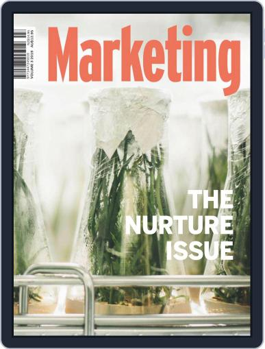 Marketing July 1st, 2019 Digital Back Issue Cover