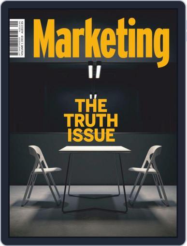 Marketing February 1st, 2019 Digital Back Issue Cover