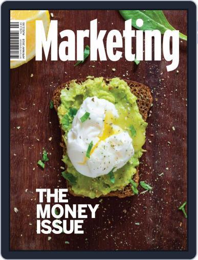 Marketing April 1st, 2018 Digital Back Issue Cover