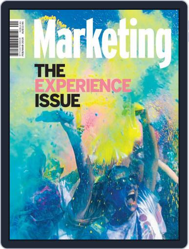 Marketing (Digital) February 1st, 2018 Issue Cover