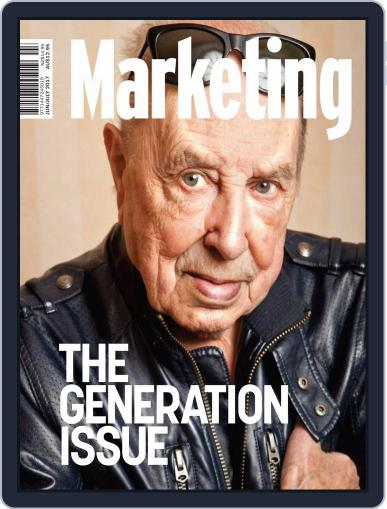 Marketing June 1st, 2017 Digital Back Issue Cover