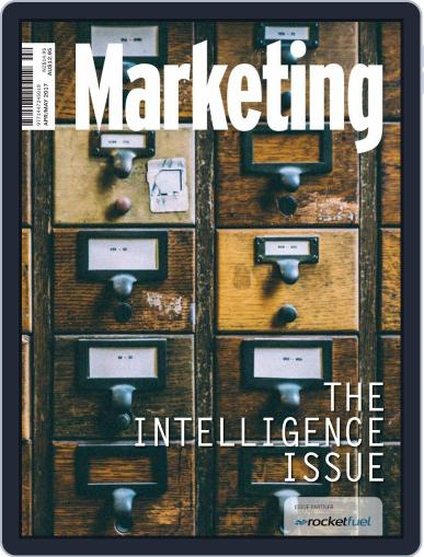Marketing (Digital) April 1st, 2017 Issue Cover