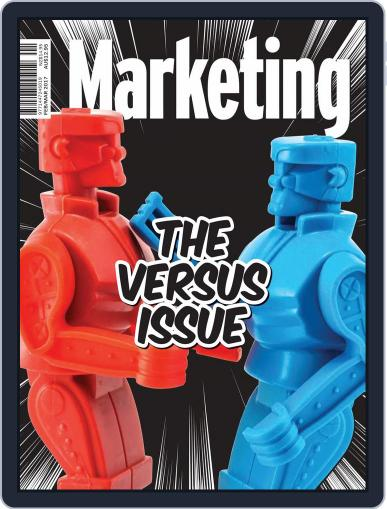 Marketing February 1st, 2017 Digital Back Issue Cover