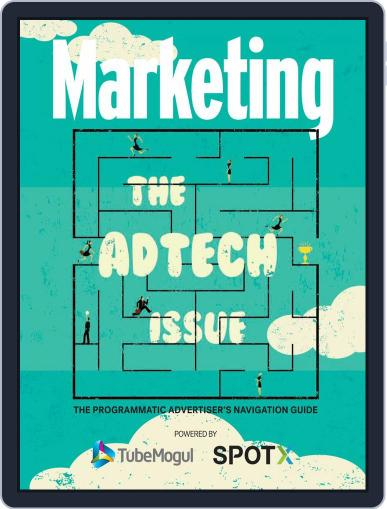 Marketing (Digital) December 1st, 2016 Issue Cover