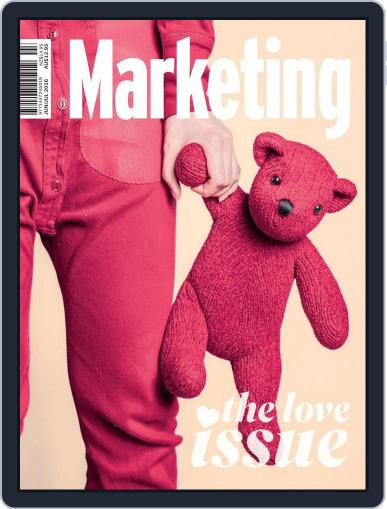 Marketing June 13th, 2016 Digital Back Issue Cover