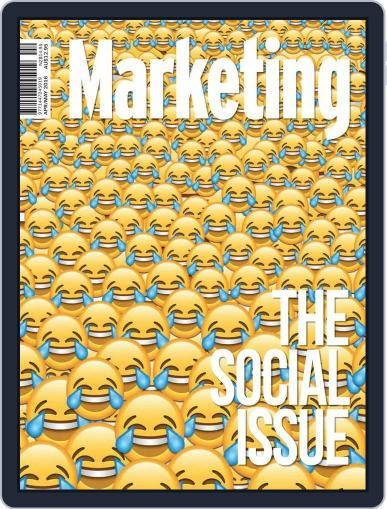 Marketing April 4th, 2016 Digital Back Issue Cover