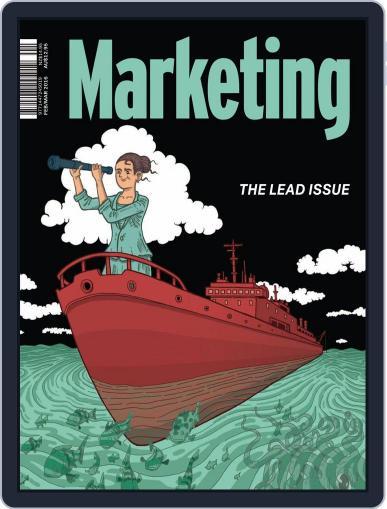 Marketing February 11th, 2016 Digital Back Issue Cover