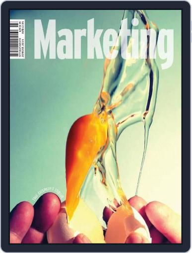 Marketing May 31st, 2015 Digital Back Issue Cover