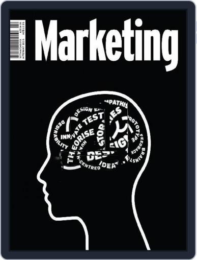 Marketing April 1st, 2015 Digital Back Issue Cover