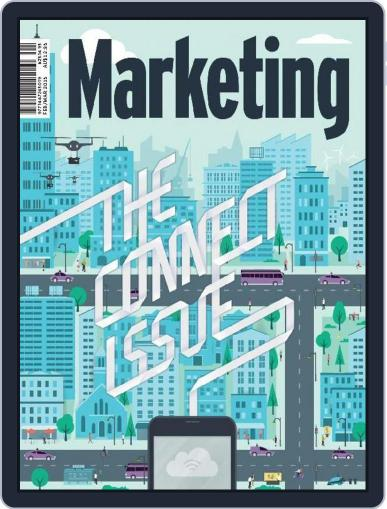 Marketing February 1st, 2015 Digital Back Issue Cover