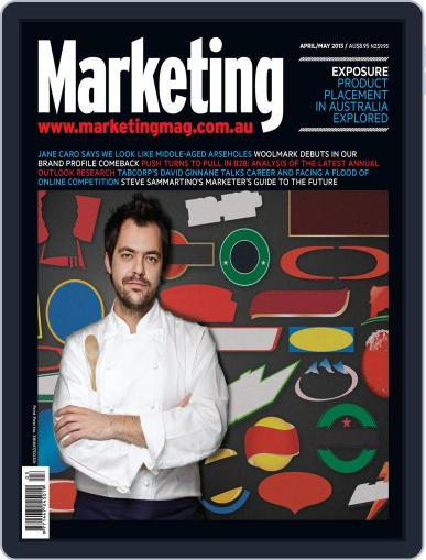 Marketing April 3rd, 2013 Digital Back Issue Cover