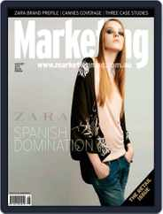 Marketing (Digital) Subscription July 26th, 2011 Issue