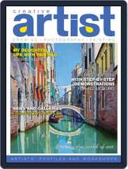 Creative Artist (Digital) Subscription October 1st, 2017 Issue