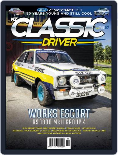 Classic Driver January 1st, 2019 Digital Back Issue Cover