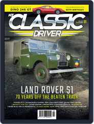 Classic Driver (Digital) Subscription November 1st, 2018 Issue