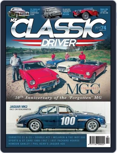 Classic Driver September 1st, 2017 Digital Back Issue Cover