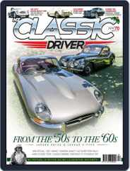 Classic Driver (Digital) Subscription January 1st, 2017 Issue