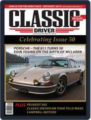 Classic Driver (Digital) Subscription August 22nd, 2013 Issue