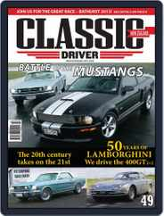 Classic Driver (Digital) Subscription June 9th, 2013 Issue