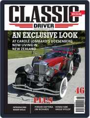 Classic Driver (Digital) Subscription December 13th, 2012 Issue