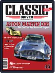 Classic Driver (Digital) Subscription November 18th, 2012 Issue