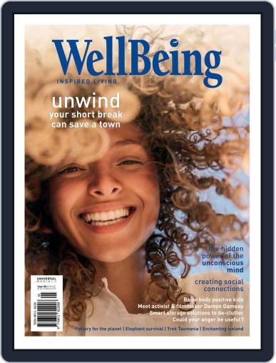 WellBeing (Digital) April 8th, 2020 Issue Cover