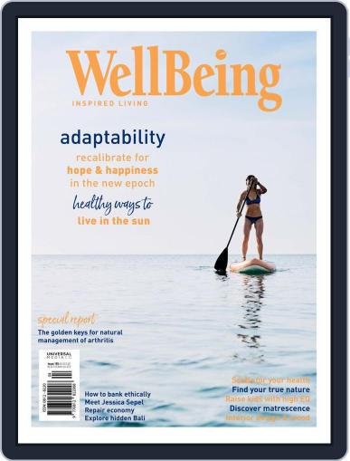 WellBeing (Digital) February 5th, 2020 Issue Cover