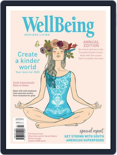WellBeing (Digital) December 5th, 2019 Issue Cover