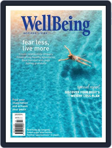 WellBeing (Digital) October 3rd, 2019 Issue Cover