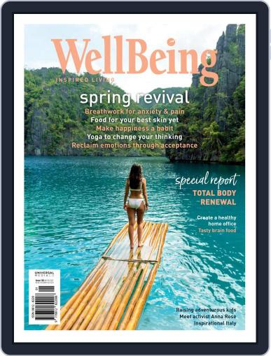 WellBeing (Digital) August 8th, 2019 Issue Cover