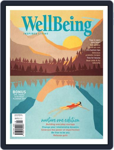 WellBeing (Digital) June 6th, 2019 Issue Cover
