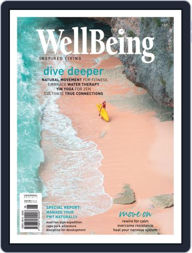 WellBeing (Digital) April 4th, 2019 Issue Cover