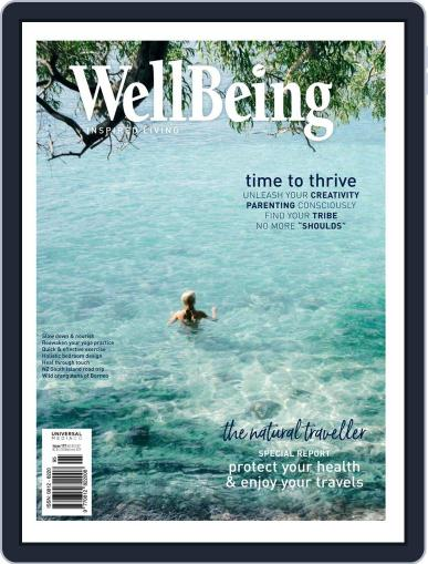 WellBeing (Digital) October 1st, 2018 Issue Cover