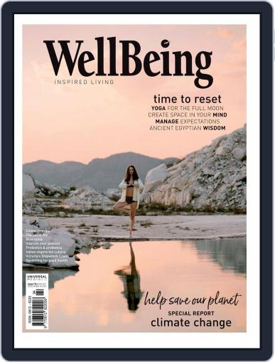 WellBeing (Digital) August 1st, 2018 Issue Cover