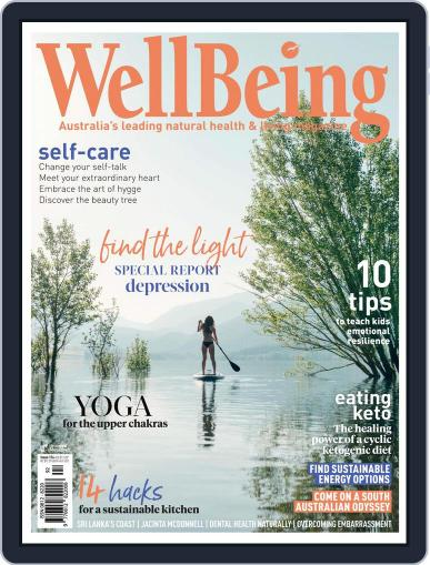 WellBeing (Digital) April 4th, 2018 Issue Cover