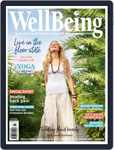 WellBeing (Digital) February 1st, 2018 Issue Cover
