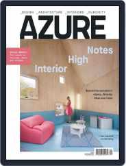 AZURE (Digital) Subscription September 1st, 2019 Issue
