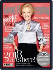 Good Housekeeping UK (Digital) Subscription January 1st, 2018 Issue