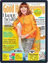 Good Housekeeping UK (Digital) Subscription February 1st, 2017 Issue