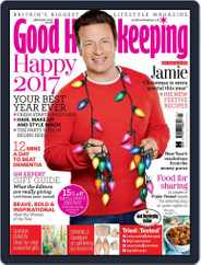 Good Housekeeping UK (Digital) Subscription January 1st, 2017 Issue