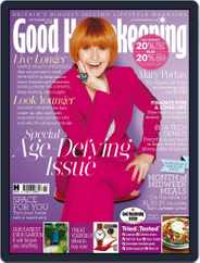 Good Housekeeping UK (Digital) Subscription September 1st, 2016 Issue